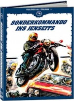 Jaquette Sonderkommando ins Jenseits (Bluray + DVD) - Cover A