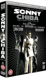 Jaquette Sonny Chiba Collection Volume 2