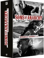 Jaquette Sons of Anarchy - L'int�grale des saisons 1 � 3