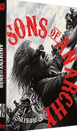 Jaquette Sons of Anarchy - Saison 3