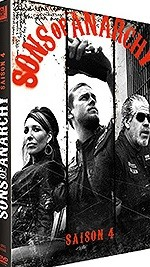 Jaquette Sons of Anarchy - Saison 4