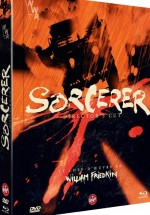 Jaquette Sorcerer - Director's Cut - Blu-ray Médiabook EPUISE/OUT OF PRINT