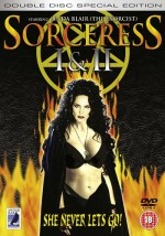 Jaquette SORCERESS ET SORCERESS 2 THE TEMPTRESS