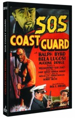 Jaquette SOS Coast Guard