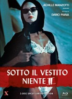 Jaquette Sotto il vestito niente 2 (Cover B - Blu-Ray+DVD) EPUISE/OUT OF PRINT