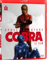 Jaquette Space Adventure Cobra : Le Film  - édition remasterisée