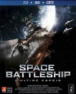 Jaquette Space Battleship (L'ultime espoir) (Blu-ray + DVD + Copie digitale)