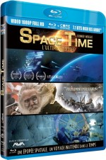 Jaquette Space Time  (Blu-ray + Copie digitale)