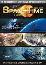 Jaquette Space Time  (DVD + Copie digitale)