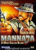 Jaquette SPAGHETTI WESTERN DOUBLE SHOT - RUN MAN RUN, MANNAJA EPUISE/OUT OF PRINT