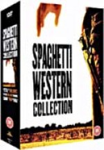 Jaquette Spaghetti Westerns Box Set