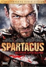 Jaquette Spartacus: Blood and Sand - The Complete First Season