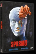 Jaquette Spasmo (Limited 999 Mediabook Edition Cover B (Blu-Ray Disc + DVD)