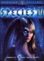 Jaquette SPECIES 3 UNRATED