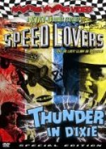 Jaquette Speed Lovers / Thunder in Dixie