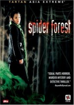 Jaquette Spider Forest