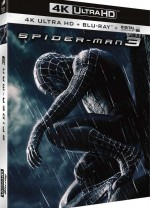 Jaquette Spider-Man 3 [4K Ultra HD + Blu-ray + Digital UltraViolet]