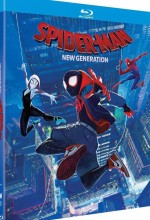 Jaquette Spider-Man : New Generation