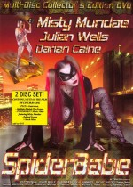 Jaquette Spiderbabe 2 disc collector's edition