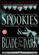 Jaquette Spookies / Blade In The Dark