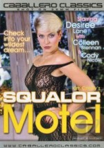 Jaquette Squalor Motel  EPUISE/OUT OF PRINT