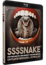 Jaquette Ssssnake (Bluray)