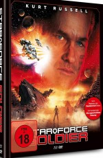 Jaquette Star Force Soldier (Blu-ray + DVD) - Cover A