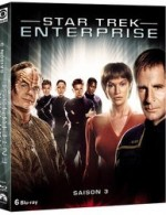 Jaquette Star Trek - Enterprise - Saison 3