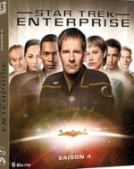 Jaquette Star Trek - Enterprise - Saison 4