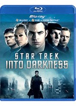 Jaquette Star Trek Into Darkness (Combo Blu-ray + DVD + Copie digitale)