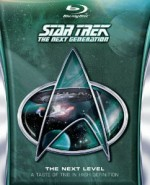 Jaquette Star Trek: The Next Generation - Next Level