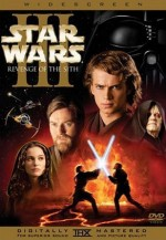 Jaquette Star Wars Episode 3 Revenge of the Sith