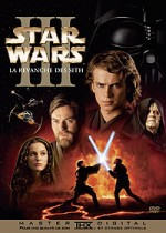 Jaquette Star Wars - Episode III - La revanche des Sith