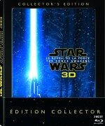 Jaquette Star Wars : Le Réveil de la Force (Édition Collector Blu-ray 3D + Blu-ray)