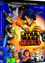 Jaquette Star Wars Rebels - L'int�grale de la saison 1