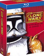 Jaquette Star Wars - The Clone Wars - Saison 1