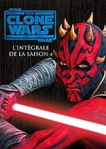 Jaquette Star Wars - The Clone Wars (Saison 4)