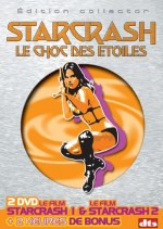 Jaquette Starcrash 1 & 2 Edition Collector EPUISE/OUT OF PRINT