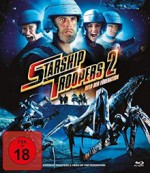 Jaquette Starship Troopers 2: Held der Föderation