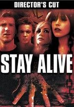 Jaquette Stay Alive Unrated Director's Cut