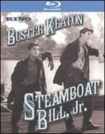 Jaquette Steamboat Bill, Jr. (Ultimate Edition)