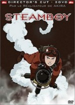 Jaquette Steamboy Edition Deluxe 2 DVD