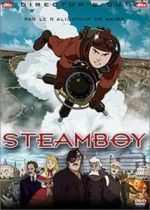 Jaquette Steamboy Edition Simple