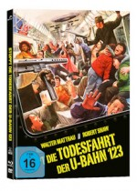 Jaquette Stoppt die Todesfahrt der U-Bahn 123 (Blu-Ray+DVD) - Cover A