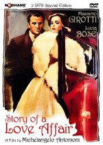 Jaquette Story of a Love Affair Special Edition