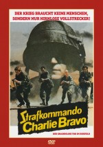 Jaquette Strafkommando Charlie Bravo EPUISE/OUT OF PRINT