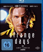 Jaquette Strange Days EPUISE/OUT OF PRINT