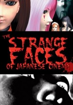 Jaquette Strange Faces of Japanese Cinema