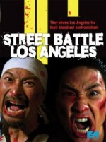 Jaquette Street Battle Los Angeles