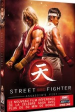 Jaquette Street Fighter : Assassin's Fist - Version Longue
